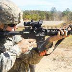 army EPM rifle magazines firing