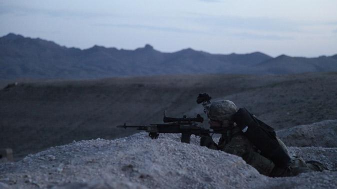 army interim combat service rifle security
