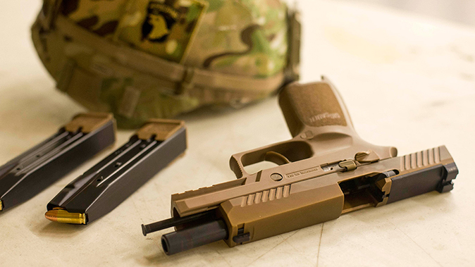 us army m17 m18 pistol slide
