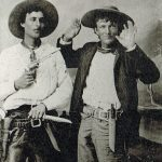 bowie knife 1880s cowboys