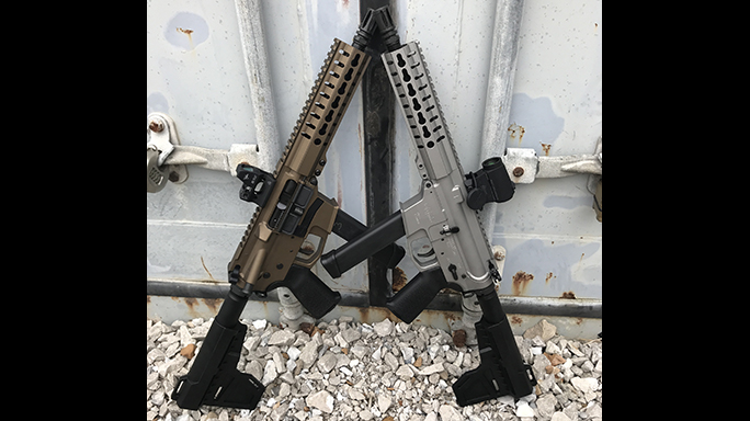 CMMG MkGs Guard rifle comparison
