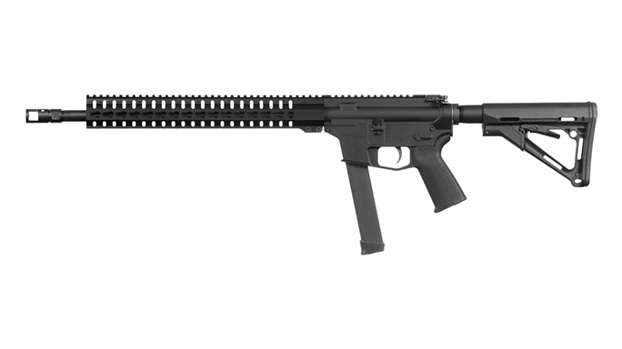 CMMG MkGs Guard DRB rifle