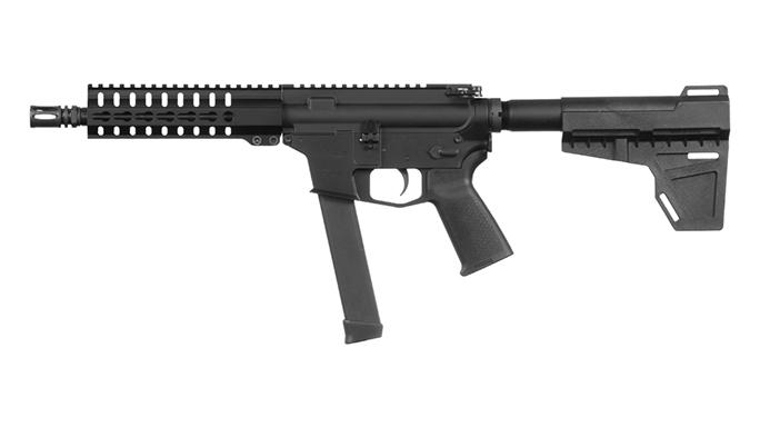 CMMG MkGs Guard PDW PSB pistol