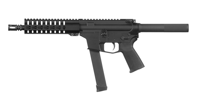CMMG MkGs Guard PDW Pistol left profile