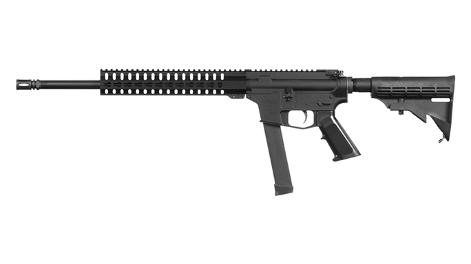 CMMG MkGs Guard T rifle