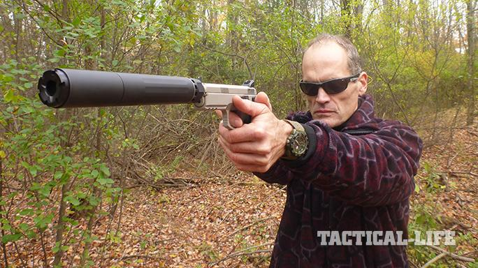 CZ SP-01 Tactical Urban Grey Suppressor-Ready pistol test
