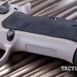CZ SP-01 Tactical Urban Grey Suppressor-Ready pistol grip