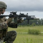 Colt M203 LOADING