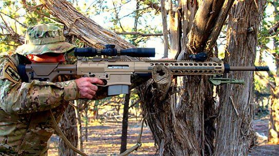 DRD Tactical Kivaari rifle shooting test