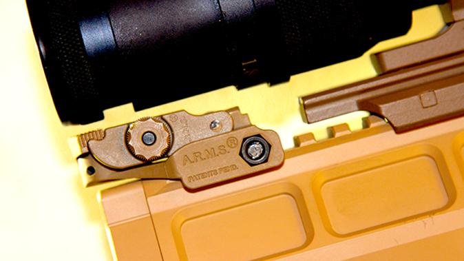 DRD Tactical Kivaari 300 Norma Magnum rifle arms mount