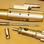 DRD Tactical Kivaari 300 Norma Magnum rifle bolt carrier group