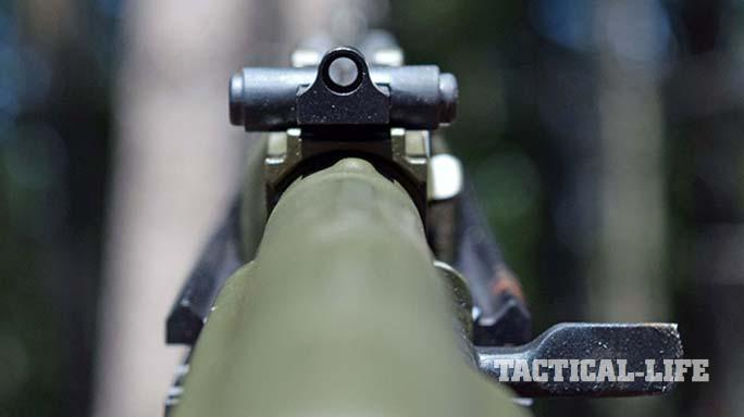 Definitive Arms DAKM-4150 rifle krebs sight