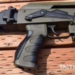 Definitive Arms DAKM-4150 rifle action and trigger