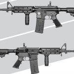 Emtan Karmiel MZ-300 rifles