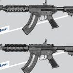 Emtan Karmiel MZ-47 rifles