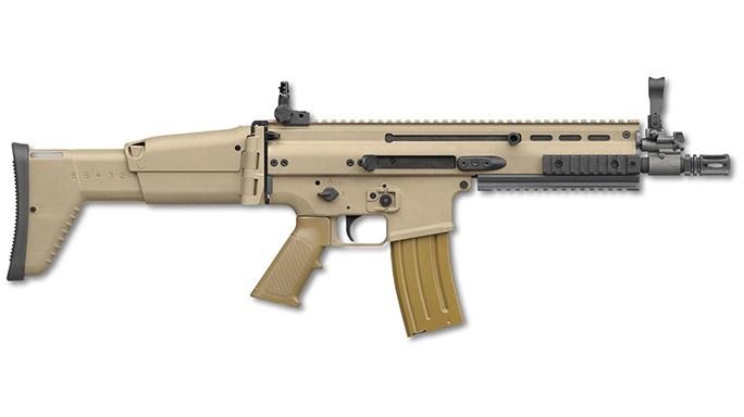 FN SCAR-SC carbine and SCAR 16 Standard CQC