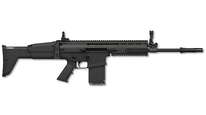 FN SCAR-SC carbine and SCAR 17 Standard
