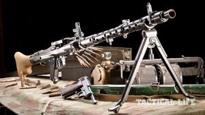 German MG34 Machine Gun
