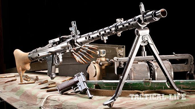 Full-Auto Sentry: Looking Back at the German MG34 Machine Gun