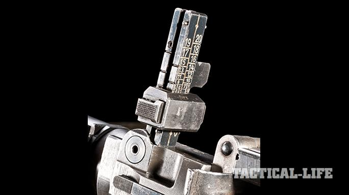 German MG34 Machine Gun sight