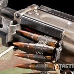 German MG34 Machine Gun ammo