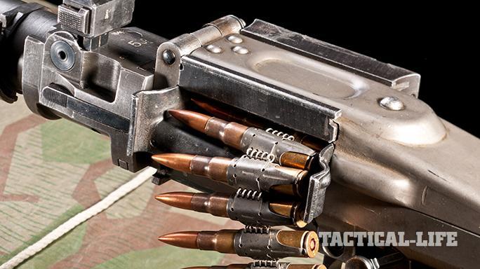German MG34 Machine Gun ammo