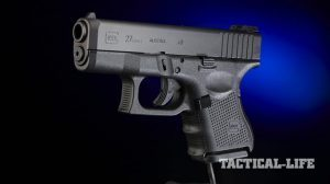 FBI supervisor stolen Glock 27