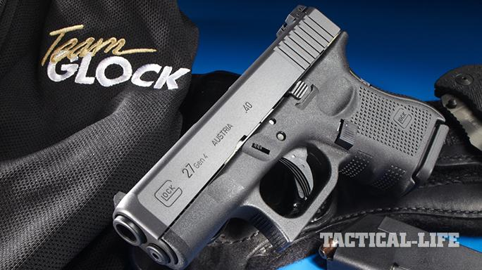 FBI supervisor stolen Glock left angle