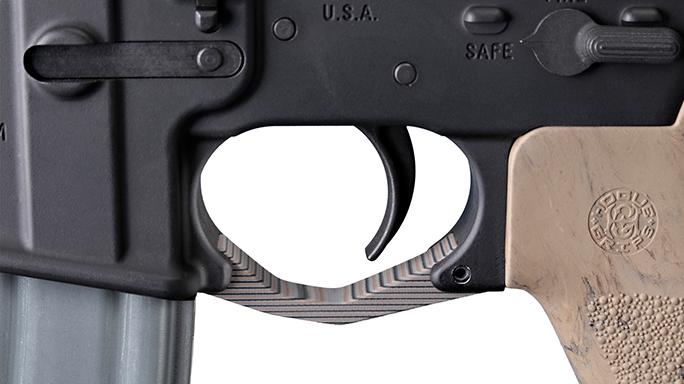 Hogue Contour Trigger Guard ar gear