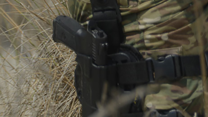 IWI Masada PISTOL holster