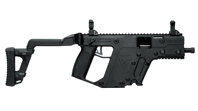 KRISS Vector Gen II SBR right profile
