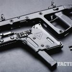 KRISS Vector Gen II SBR disassembled