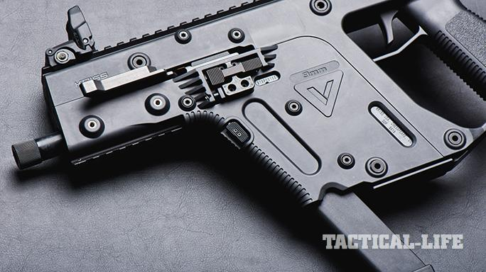Gun Review: The KRISS Vector Gen II SBR in  45 ACP