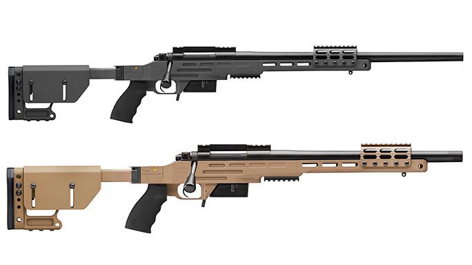 New Precision Rifles Kimber Advanced Tactical Soc Ii Amp Src Ii Tactical Life Gun Magazine Gun