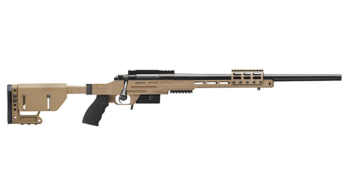 Kimber Advanced Tactical SOC II rifle right profile