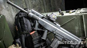 LA-K12 Puma shotgun