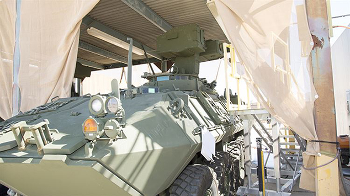 Usmc Light Armored Vehicle Anti-Tank
