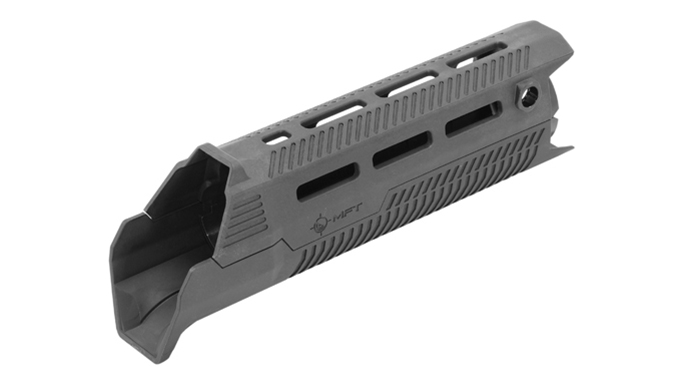 Mission First Tactical TP15MRS Handguard detached mlok attachments
