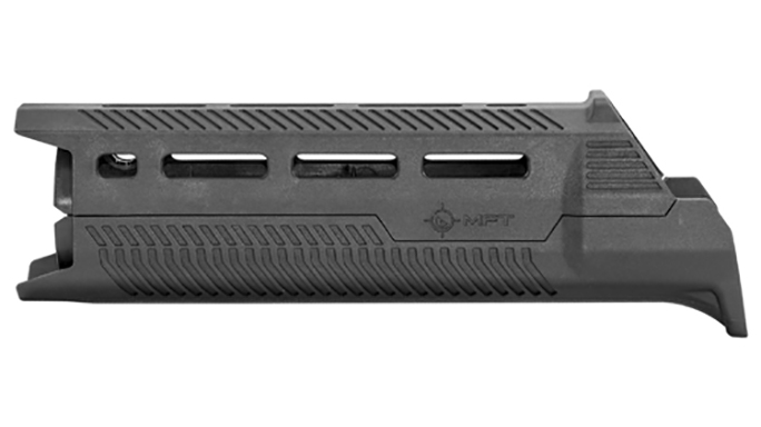 Mission First Tactical TP15MRS Handguard detached left profile