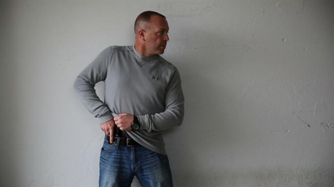 glock 19m m007 pistol draw