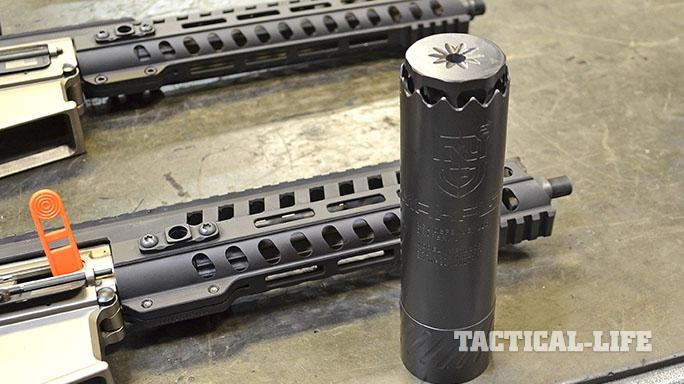 NG2 MAXFLO 3D suppressors