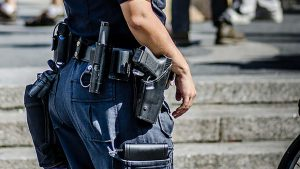 nypd service revolver