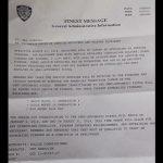 nypd service revolver letter