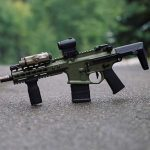 Noveske Ghetto Blaster Rifle left profile
