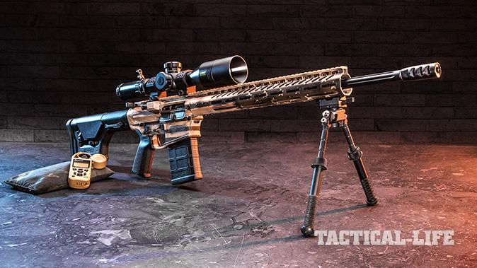 RTT-10 SASS rifle