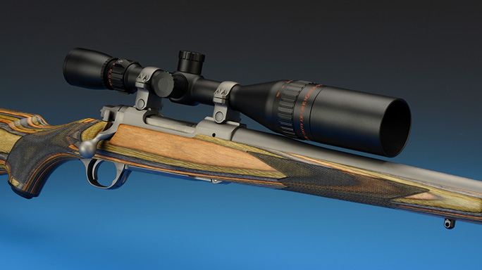 Ruger Predator varmint hunting rifle