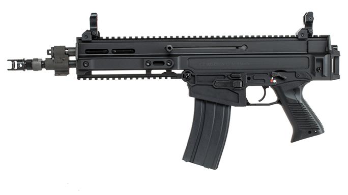 CZ 805 Bren S1 pistol left profile