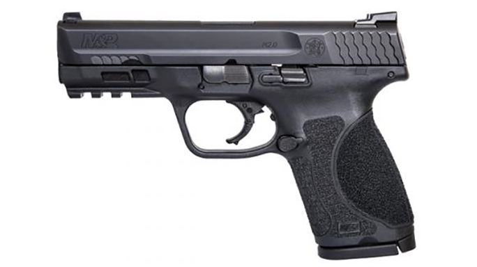 Smith & Wesson m&p m2.0 compact left profile