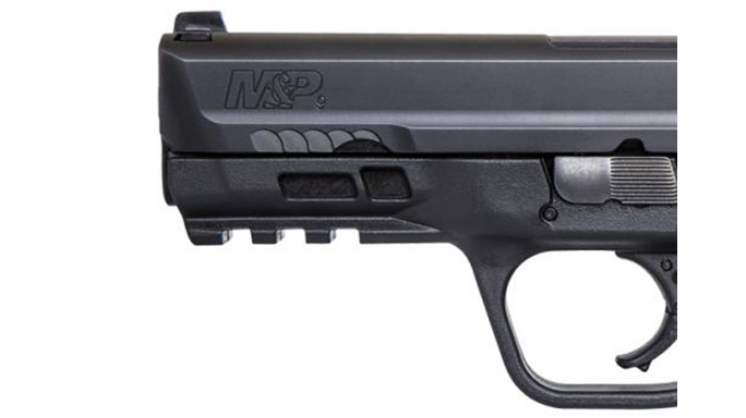 Smith & Wesson m&p m2.0 compact pistol rail