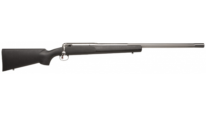 Savage Arms Model 12 LRPV varmint hunting rifle